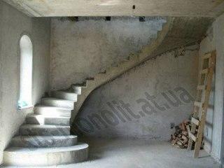 Бетонні сходи - Полтавська область