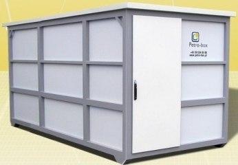 контейнерна АЗС, міні АЗС, мобільна АЗС