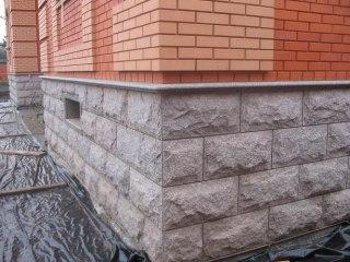 Різні види робіт з природного каменю (граніт, мармур)