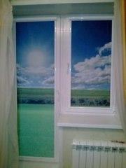 Рулонні штори
