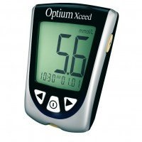 Abbott Diabetes Care Глюкометр Оптиум Эксид Optium Xceed