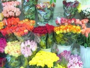 Букети квітів