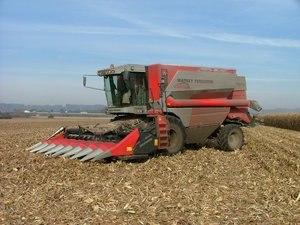 Жатка для прибирання кукурудзи Dominoni