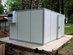 Камери холодильні,морозильні,агрегати для камер:моноблоки,спліт-системи.Утеплення існующих камер.