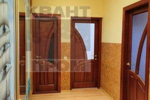 Міжкімнатні двері з масиву натуральної деревини