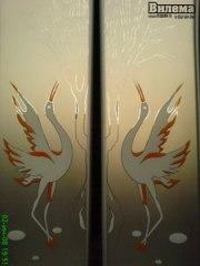 Нанесение рисунков на зеркала и стекла