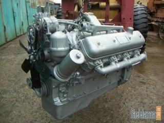 Ремонт двигуна ЯМЗ-236,-238