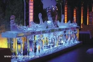 Крижані скульптури - WWW.BIORITM-PROMO.AT.UA