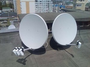 Система супутникового телебачення