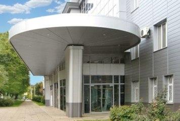 Композитні фасади: Проектування, виготовлення, монтаж