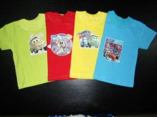 Дитячі футболки