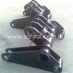 Балансир перекидаючого механізму, запчастини КрАЗ (spare parts KrAZ)