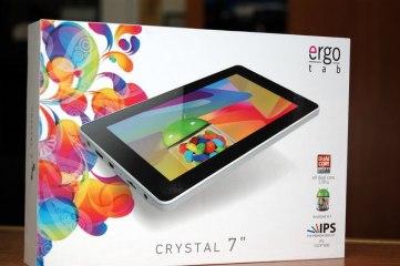 Планшет Ergo Tab Crystal 8GB